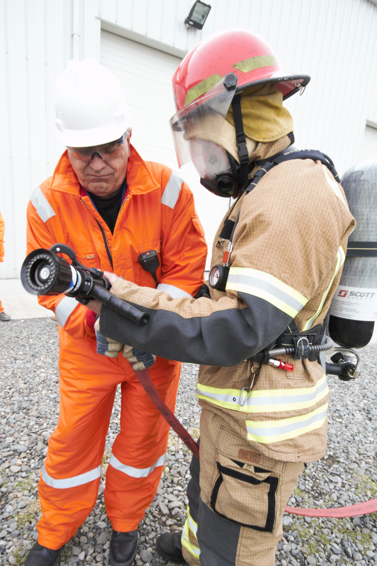 NRC Hose Inspection